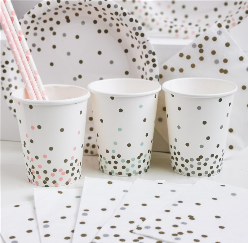 Paper Cup Partyware Supplies